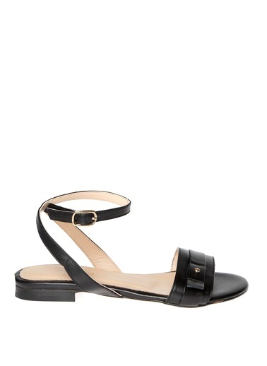 Fabrika Sandalet Siyah